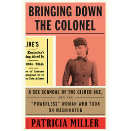Bringing Down the Colonel Book Cover - Click to open Audiobooks panel