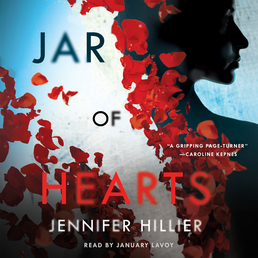 Jar of Hearts Book Cover - Click to open Audiobooks panel