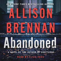 Abandoned Book Cover - Click to open Audiobooks panel