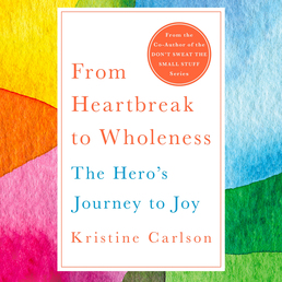 From Heartbreak to Wholeness Book Cover - Click to open Audiobooks panel