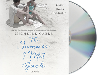 The Summer I Met Jack Book Cover - Click to open Coming Soon panel