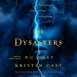 The Dysasters Book Cover - Click to open Young Listener panel