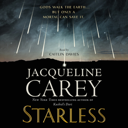 Starless Book Cover - Click to open Audiobooks panel