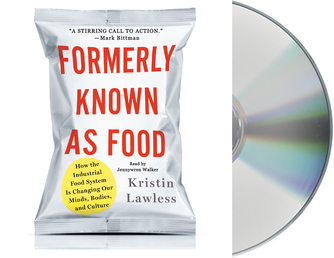 Formerly Known As Food Book Cover - Click to open Audiobooks panel