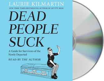 Dead People Suck Book Cover - Click to open Audiobooks panel