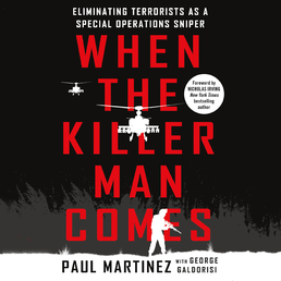 When the Killer Man Comes Book Cover - Click to open Audiobooks panel