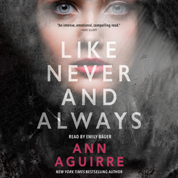 Like Never and Always Book Cover - Click to open Young Listener panel