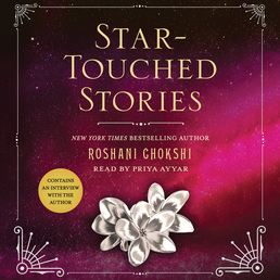 Star-Touched Stories Book Cover - Click to open Young Listener panel