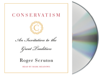 Conservatism Book Cover - Click to open Audiobooks panel