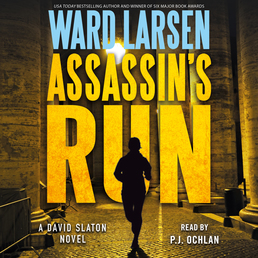 Assassin's Run Book Cover - Click to open Audiobooks panel