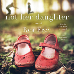 Not Her Daughter Book Cover - Click to open Coming Soon panel