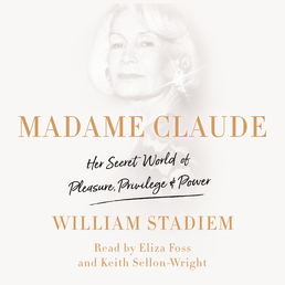 Madame Claude Book Cover - Click to open Audiobooks panel