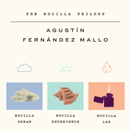 The Nocilla Trilogy Book Cover - Click to open Coming Soon panel