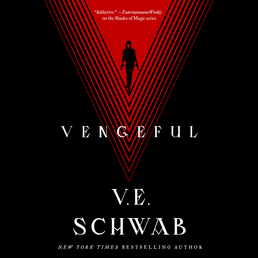Vengeful Book Cover - Click to open Audiobooks panel