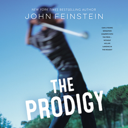 The Prodigy Book Cover - Click to open Young Listener panel