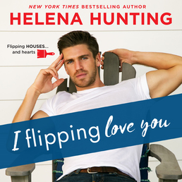 I Flipping Love You Book Cover - Click to open Coming Soon panel