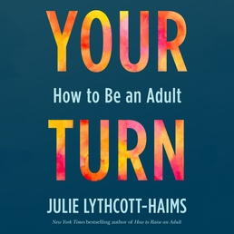Your Turn Book Cover - Click to open Audiobooks panel