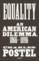 Equality Book Cover - Click to open New Releases panel