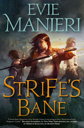 Strife's Bane Book Cover - Click to open New Releases panel