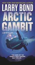 Arctic Gambit Book Cover - Click to open Coming Soon panel