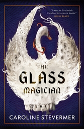 The Glass Magician Book Cover - Click to open New Releases panel