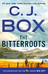 The Bitterroots Book Cover - Click to open New Releases panel