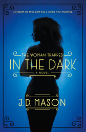 The Woman Trapped in the Dark Book Cover - Click to open New Releases panel