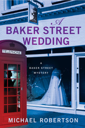 A Baker Street Wedding Book Cover - Click to open New Releases panel