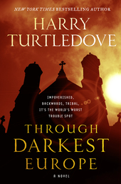 Through Darkest Europe Book Cover - Click to open New Releases panel