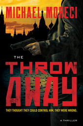 The Throwaway Book Cover - Click to open Coming Soon panel