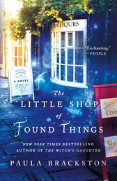 The Little Shop of Found Things Book Cover - Click to open New Releases panel