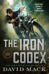 The Iron Codex Book Cover - Click to open New Releases panel