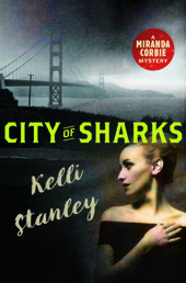 City of Sharks Book Cover - Click to open Coming Soon panel