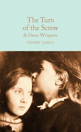 Turn of the Screw Book Cover - Click to open New Releases panel