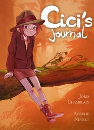 Cici's Journal Book Cover - Click to open New Releases panel