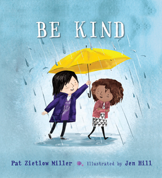 Be Kind Book Cover - Click to open Macmillan Kids panel