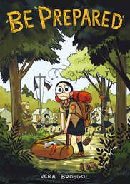 Be Prepared Book Cover - Click to open Macmillan Kids panel