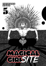 Magical Girl Site Vol. 5 Book Cover - Click to open New Releases panel