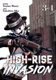 High-Rise Invasion Vol. 3-4 Book Cover - Click to open New Releases panel