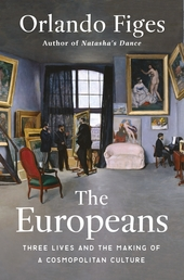 The Europeans Book Cover - Click to open Top Sellers panel