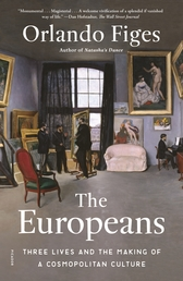 The Europeans Book Cover - Click to open Metropolitan Books panel