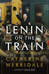 Lenin on the Train Book Cover - Click to see book details