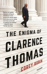 The Enigma of Clarence Thomas Book Cover - Click to open Metropolitan Books panel