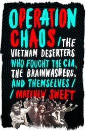 Operation Chaos Book Cover - Click to open Henry Holt panel