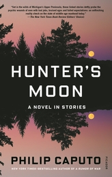Hunter's Moon Book Cover - Click to open Henry Holt panel