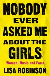 Nobody Ever Asked Me about the Girls Book Cover - Click to open Top Sellers panel