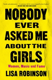 Nobody Ever Asked Me about the Girls Book Cover - Click to open Henry Holt panel
