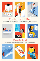 My Life with Bob Book Cover - Click to see book details