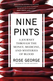 Nine Pints Book Cover - Click to see book details