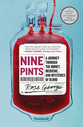 Nine Pints Book Cover - Click to open Metropolitan Books panel